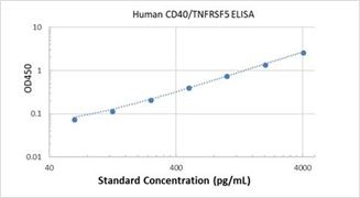 Picture of Human CD40/TNFRSF5 ELISA Kit