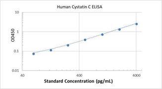 Picture of Human Cystatin C ELISA Kit