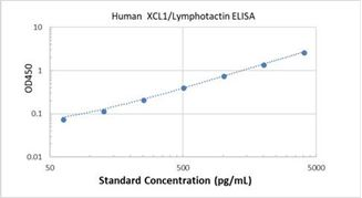 Picture of Human XCL1/Lymphotactin ELISA Kit