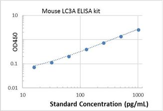 Picture of Mouse LC3A ELISA Kit