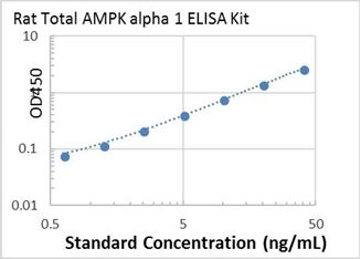 Picture of Rat Total AMPK alpha 1 ELISA Kit