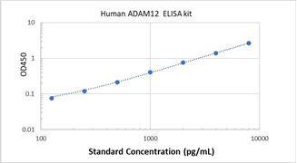Picture of Human ADAM12 ELISA Kit
