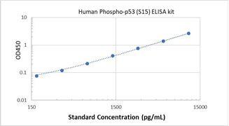 Picture of Human Phospho-p53 (S15) ELISA Kit