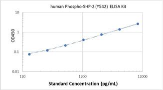Picture of Human Phospho-SHP-2 (Y542) ELISA Kit