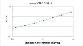 Picture of Human SPARC ELISA Kit